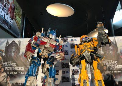 muñecos-transformers-evento-kinepolis