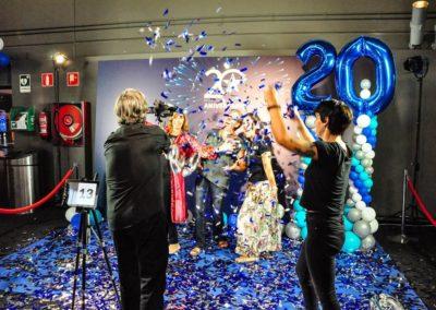 20 aniversario de Kinepolis
