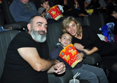 familia-en-sala-cine-kinepolis-premier-yokai-watch